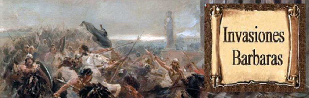 Invasiones de los bárbaros 3